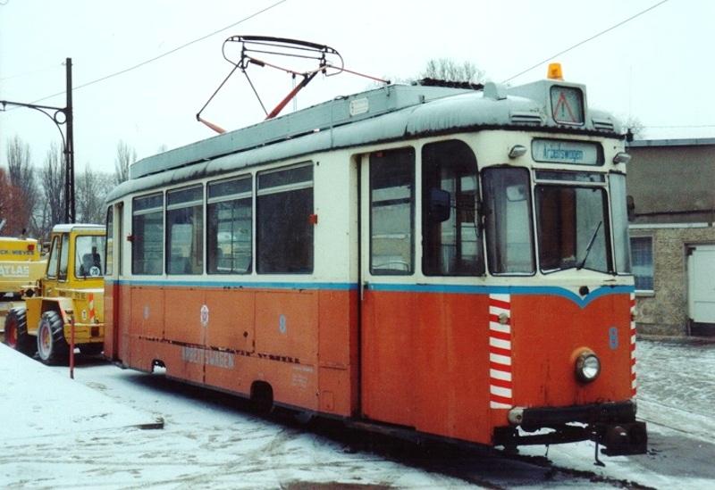Arbeitswagen 8
