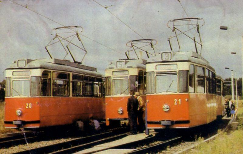 Gotha-Tw 20 und 21