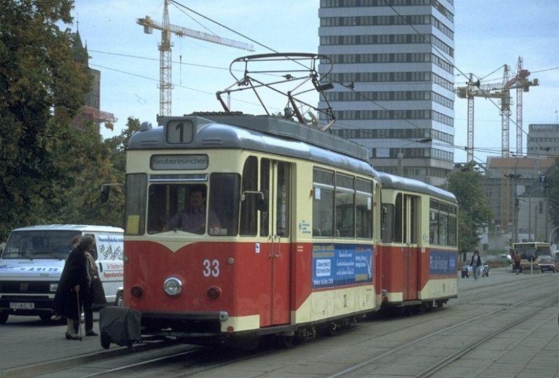 Typenreiner T57/B57-Zug