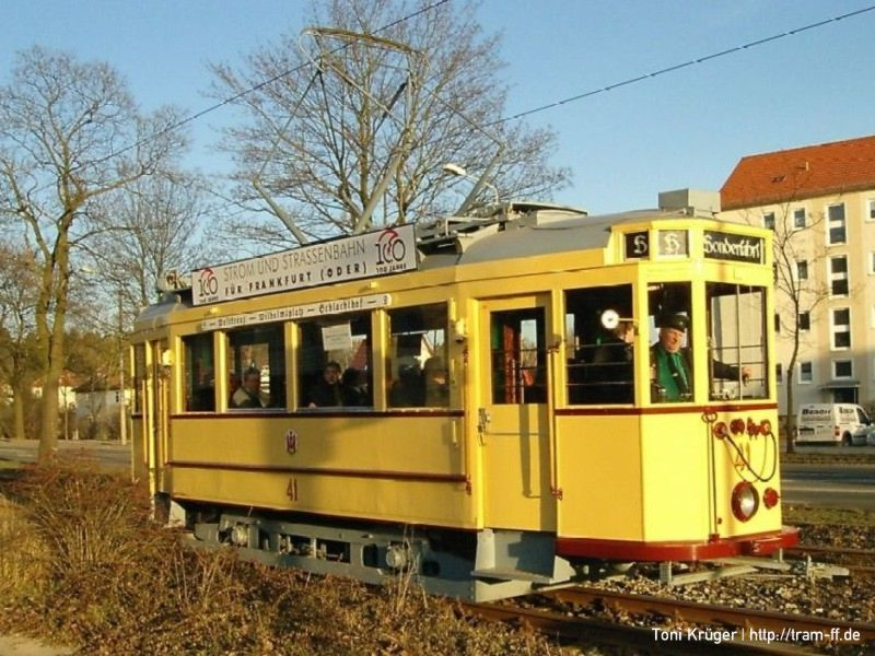 Wagen 41 am Kräuterweg