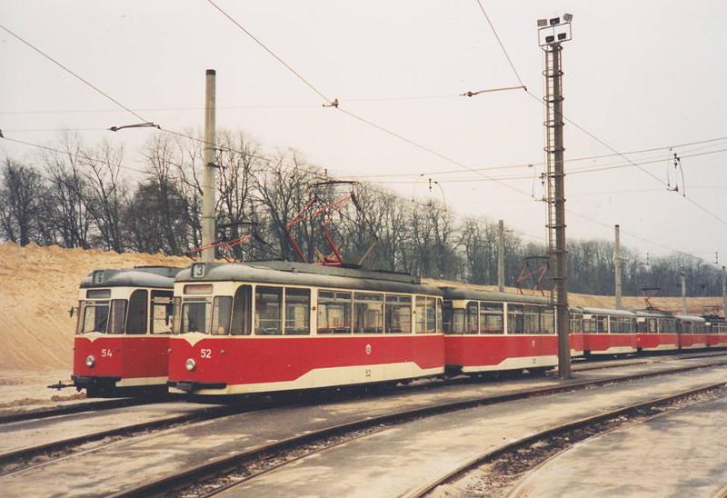 Gotha-Wagen 1990 in Neuberesinchen