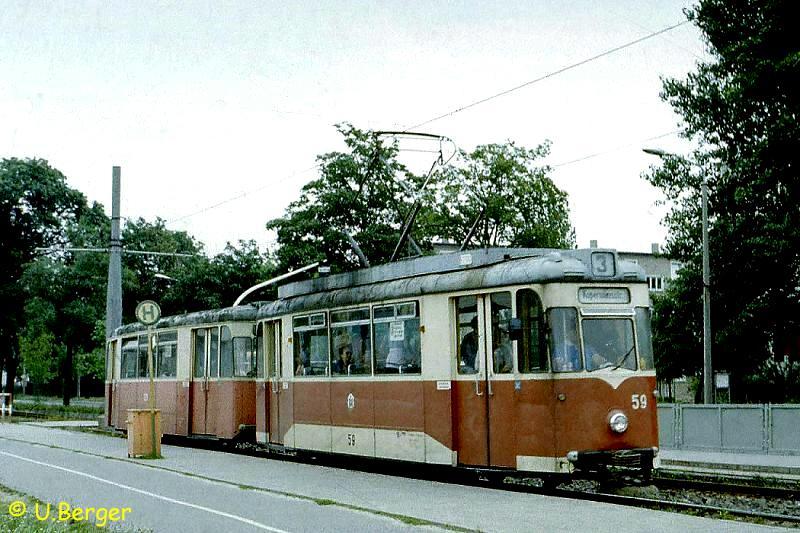 Typenreiner T/B57E-Gotha-Zug