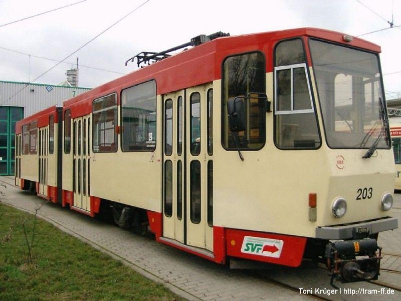 KT4DM-Tw 203 im Jahr 2004