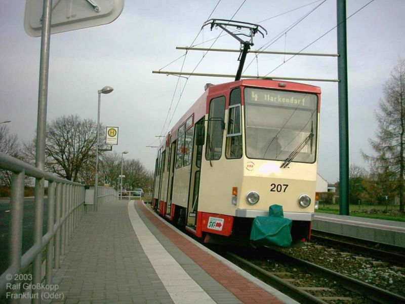 KT4DM 207 in Standardfarbgebung