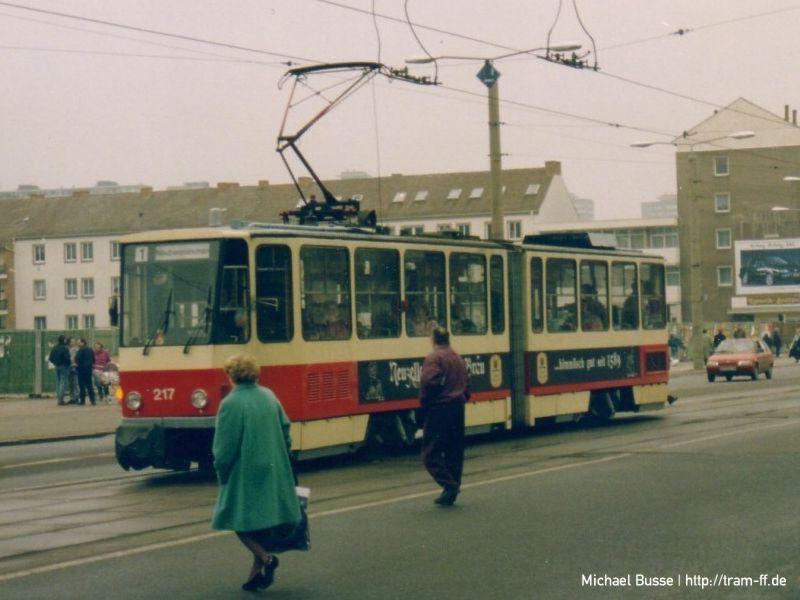 KT4D-Tw am Platz der Republik 1994