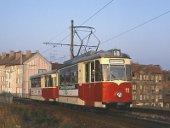 Gotha-Zug 11 und 103 an der Großen Müllroser Straße