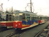 Gotha-Zug 14 + 138 Anfang 1994