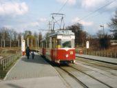 Gotha-Tw 26 am Stadion