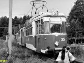 1988 in der Schleife am Westkreuz