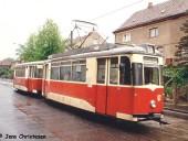 Wagen 57 in der Lebuser Vorstadt