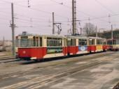 Gotha-Bw 134 im Betriebshof Neuberesinchen