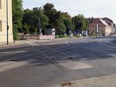 Gleiskreuzung Hafenbahn