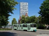 Wagen 210 am Zehmeplatz