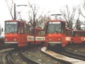 Rote Tatras 1991 am Stadion
