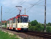 Wagen 211 vor der Modernisierung