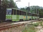 KT4D-Tw 214 + 213 im Jahr 1990