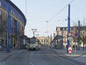 Korrespondenzhalt am Dresdener Platz