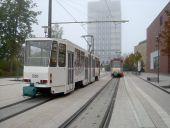 Linien 1 und 2 am Europaplatz