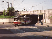 Solo-KT4D 1994 am Bahnhof