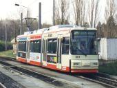 GT6M 301 in der Gleisschleife Neuberesinchen