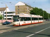 GT6M-Tw 302 auf der Karl-Marx-Straße