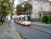 GT6M 308 in der Logenstraße