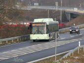 Buslinie 982 auf neuen Wegen