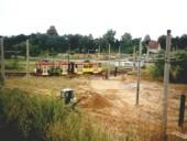 Gleisbau Neuberesinchen Sommer 2001