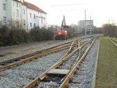 Weichenkreuz Görlitzer Straße