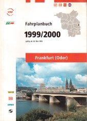 Fahrplanheft 1999