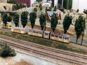 Modellbahnanlage Frankfurter Modell- und Eisenbahnfreunde 55 e.V.