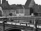 Oderbrücke in den 1930er Jahren